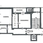 Via Veniero 40 - 2 loc - 1 piano